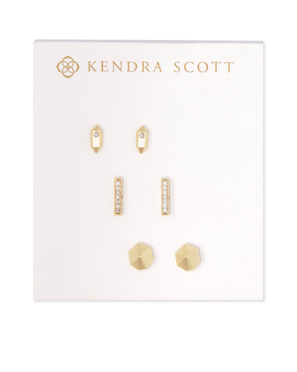 Kendra Scott Austin Earrings - Gold