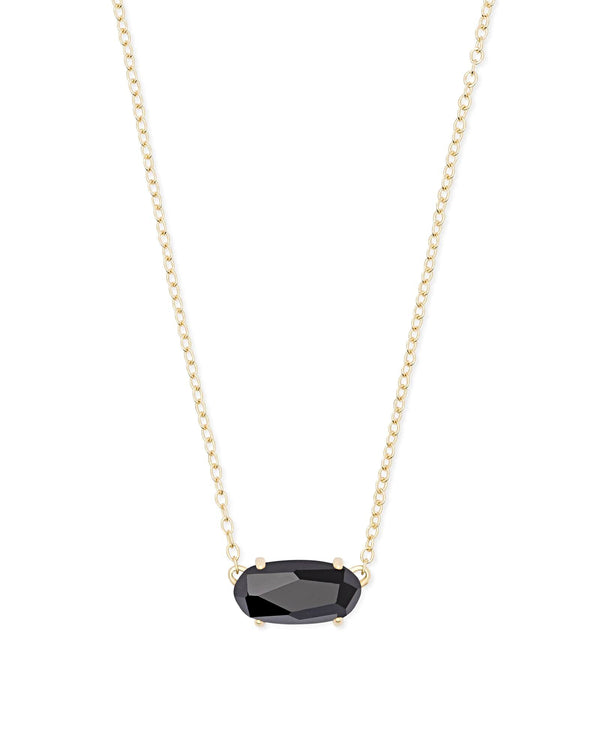 Kendra Scott Ever Necklace - Black