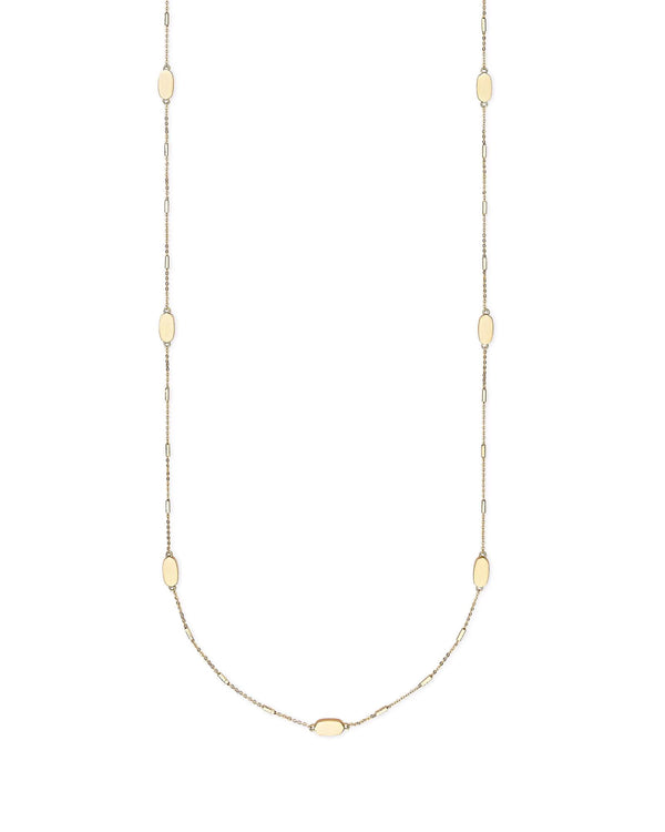 Kendra Scott Franklin Necklace - Gold