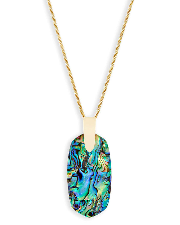 Kendra Scott Inez Necklace - Abalone