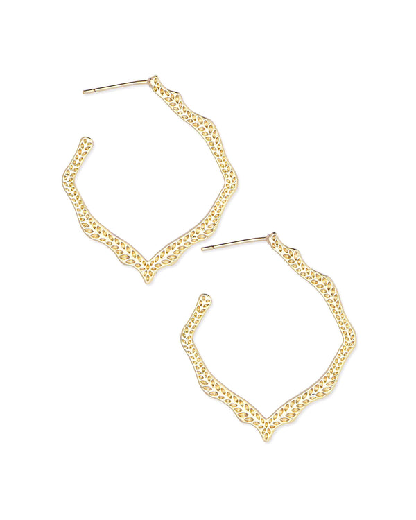 Kendra Scott Miku Earring - Gold