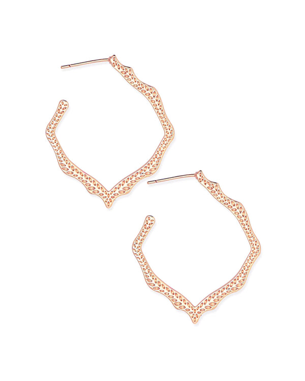 Kendra Scott Miku Earring - Rose Gold