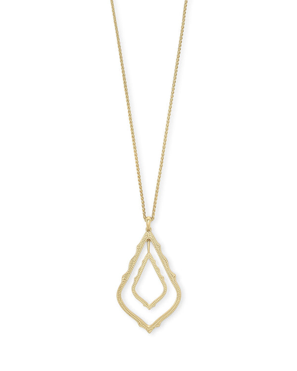 Kendra Scott Simon Necklace - Gold