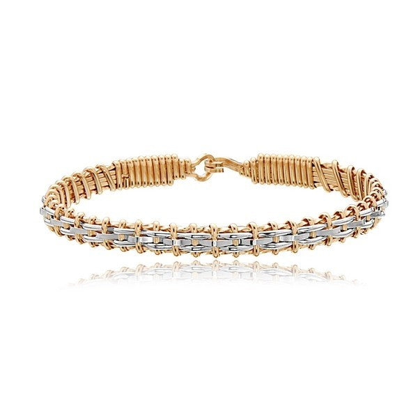 Ronaldo Little Princess Bracelet - Gold/Silver