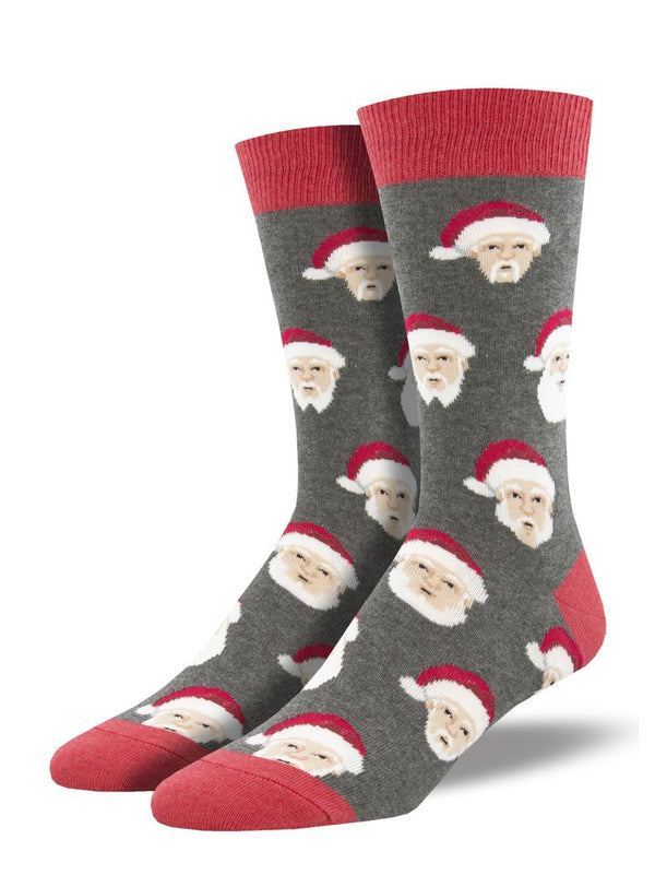 Socksmith Men's Socks - Styling Santa