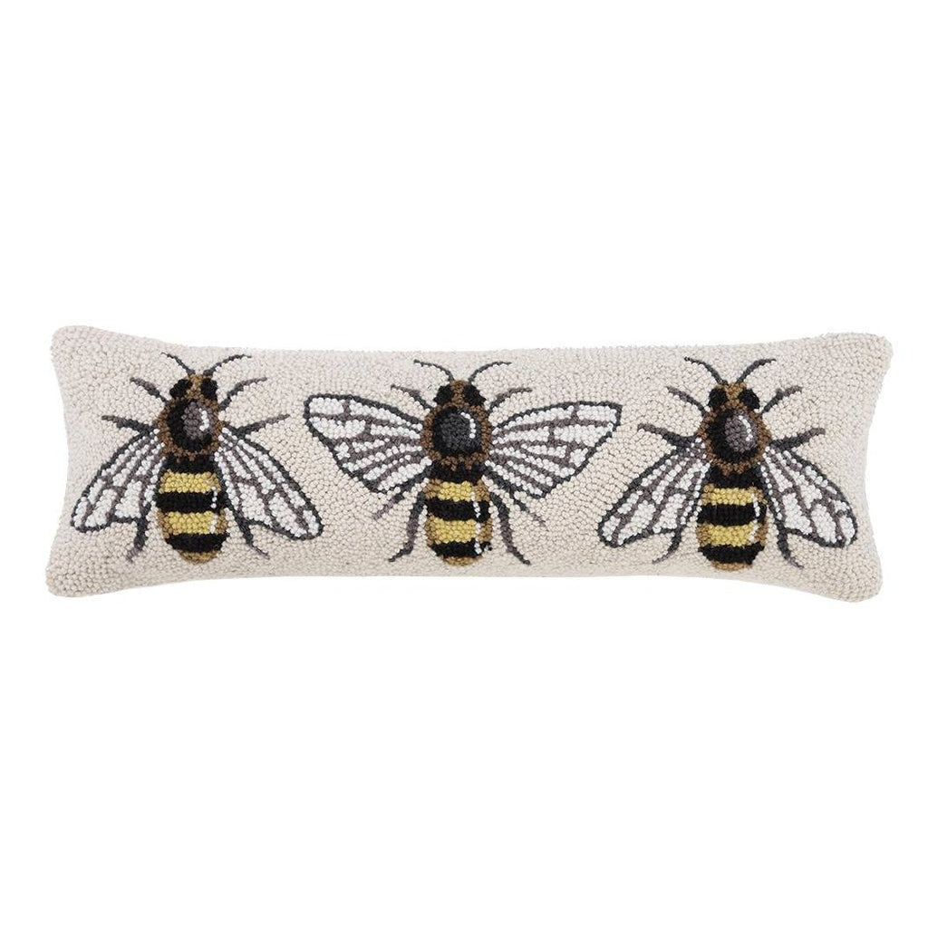Peking Handicraft - 3 Bee Pillow