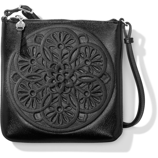 Brighton Keely Embroidered Cross Body - H15333