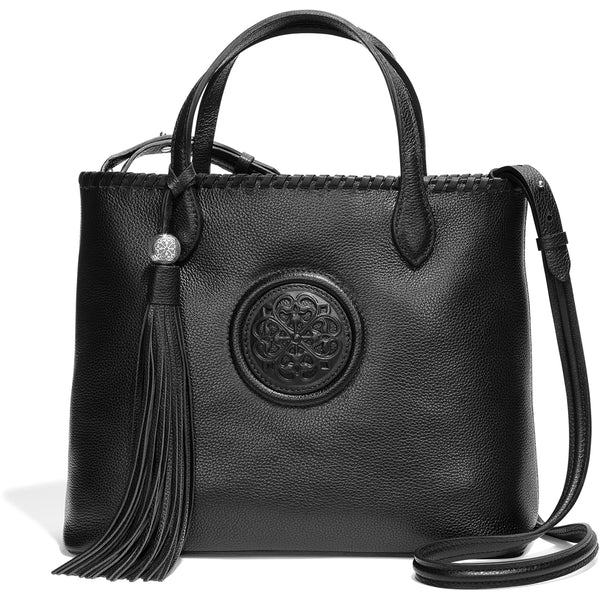 Brighton Black Carmella Handbag - H43213