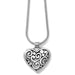 Brighton Contempo Heart Necklace - J49520