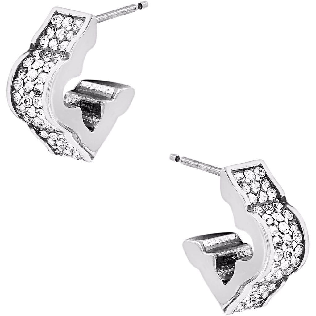 Brighton Toledo Tres Hoop Earrings - JA2751