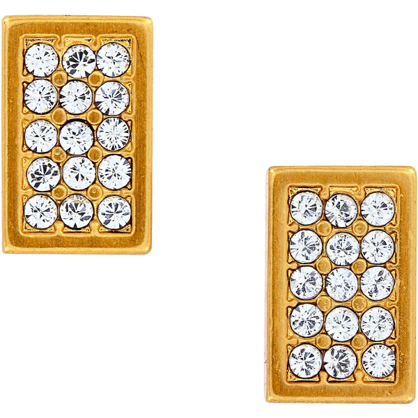 Brighton Meridian Zenith Stud Earrings - Gold, JA2765