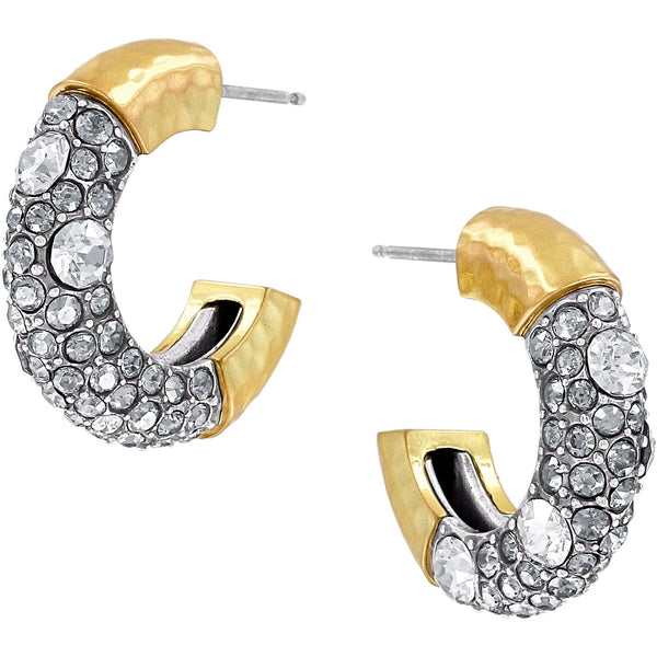 Brighton Anatolia Gold Hoop Earrings - JA2902