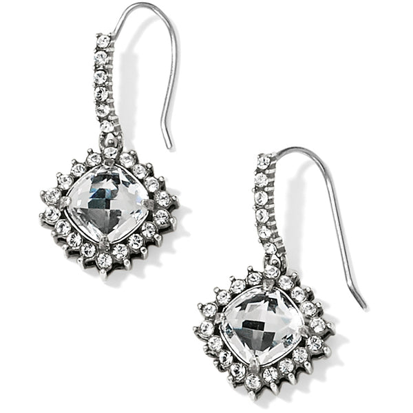 Brighton Demantur Drop French Wire Earrings - JA4211