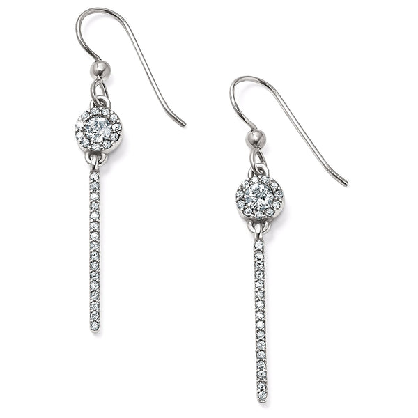 Brighton Illumina Slim French Wire Earrings - JA4961