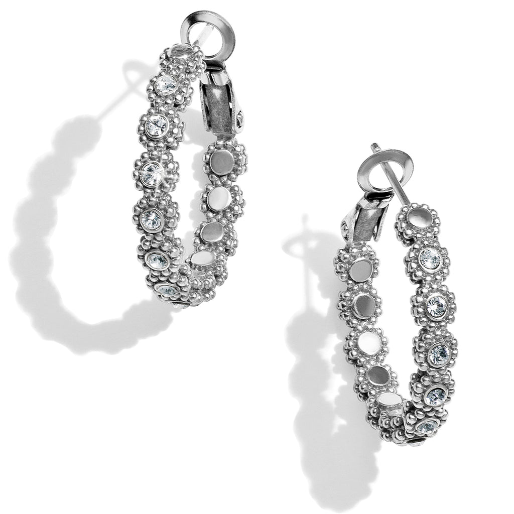 Brighton Twinkle Splendor Small Hoop Earrings - JA5351