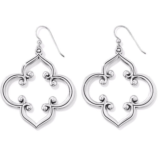 Toledo Statement French Wire Earring - JE9320