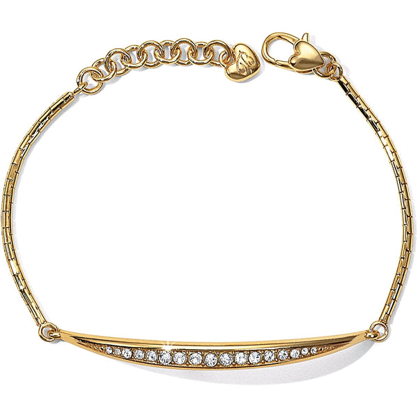 Brighton Contempo Ice Gold Bracelet - JF0915