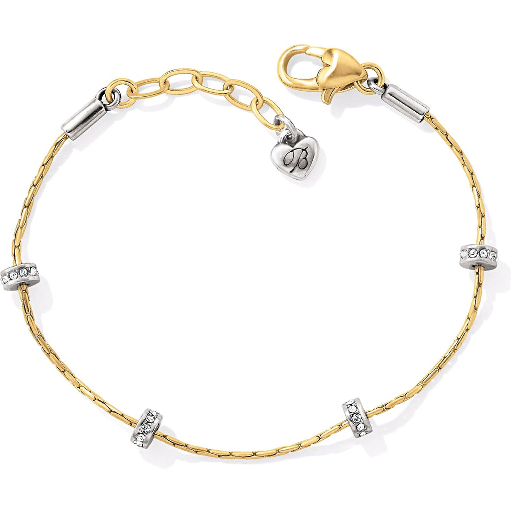 Brighton Meridian Orbit Bracelet - Gold, JF2875