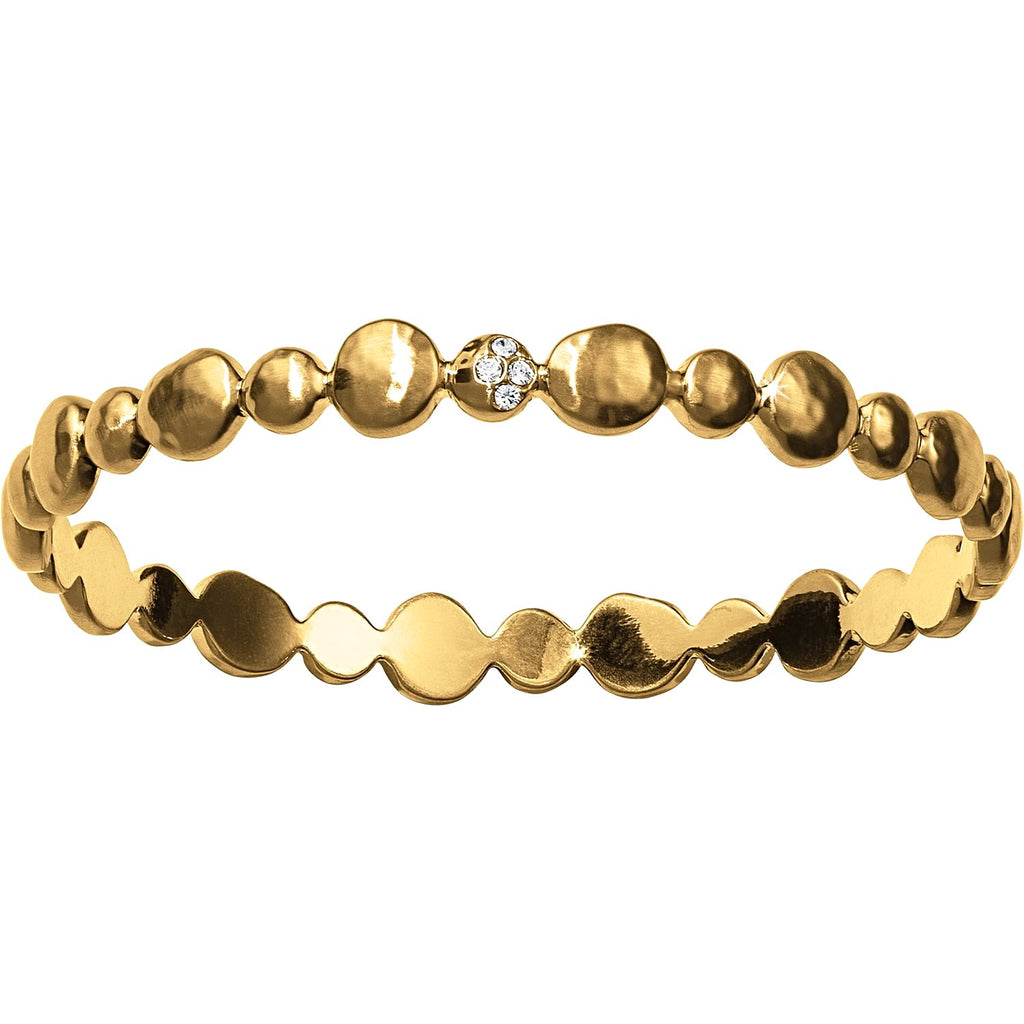 Brighton Bilbao Gold Bangle - JF4784