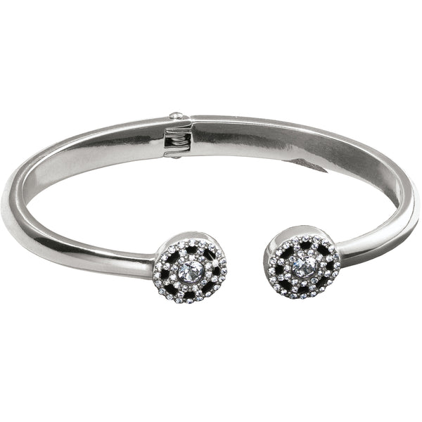 Brighton Illumina Open Hinged Bangle - JF5481