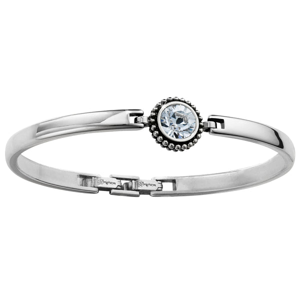 Twinkle Hinged Bar Bangle - JF5601