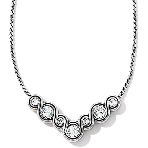 Brighton Infinity Sparkle Necklace - JL4382