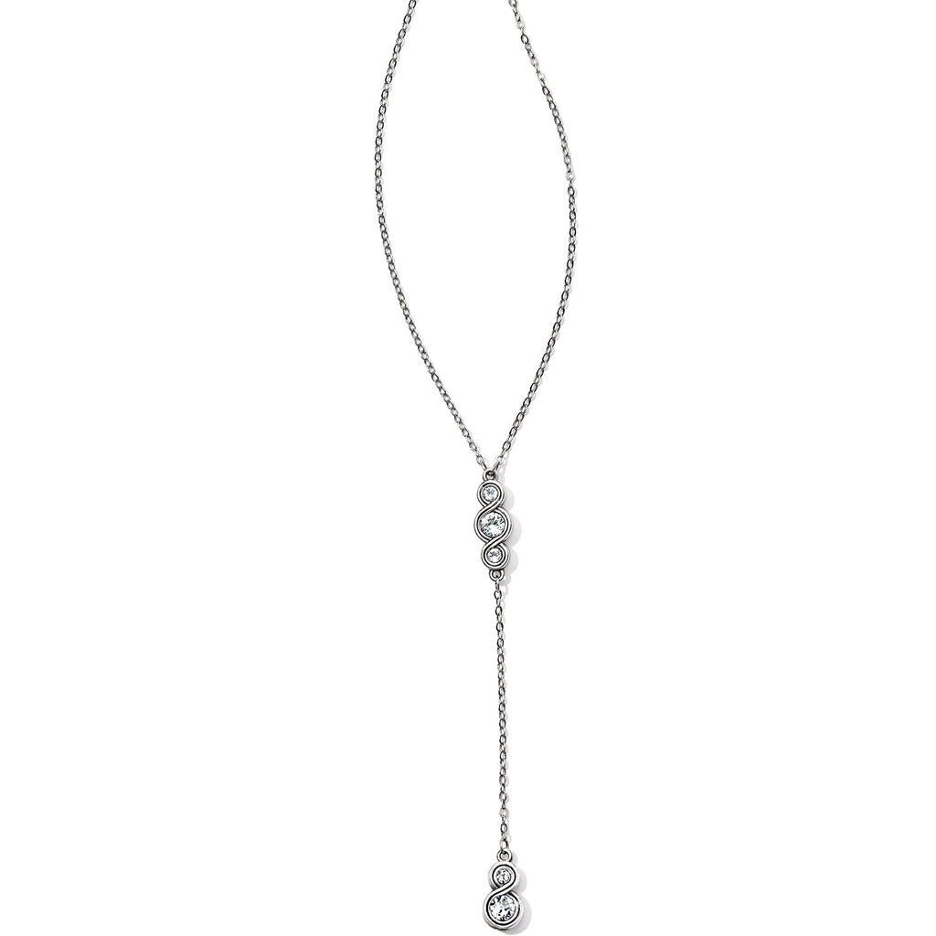 Brighton Infinity Sparkle Y Necklace - JL8491