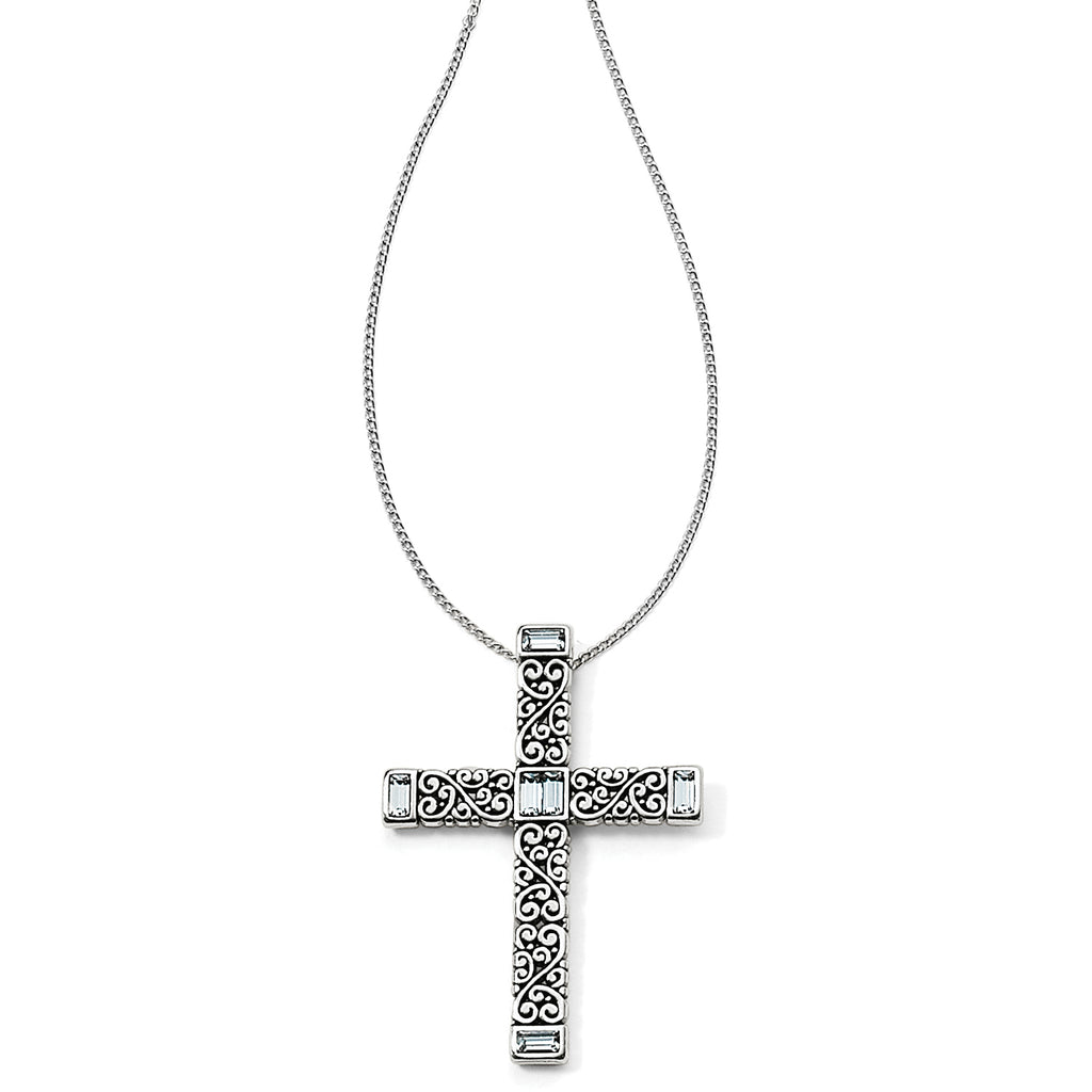Brighton Baroness Cross Necklace - JM0410