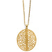 Brighton Fiji Gold Sparkle Necklace - JM3045