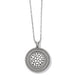 Brighton Pebble Round Convertible Reversible Necklace - JM3550