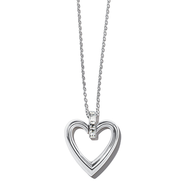 Brighton Spectrum Open Heart Necklace - JM3671