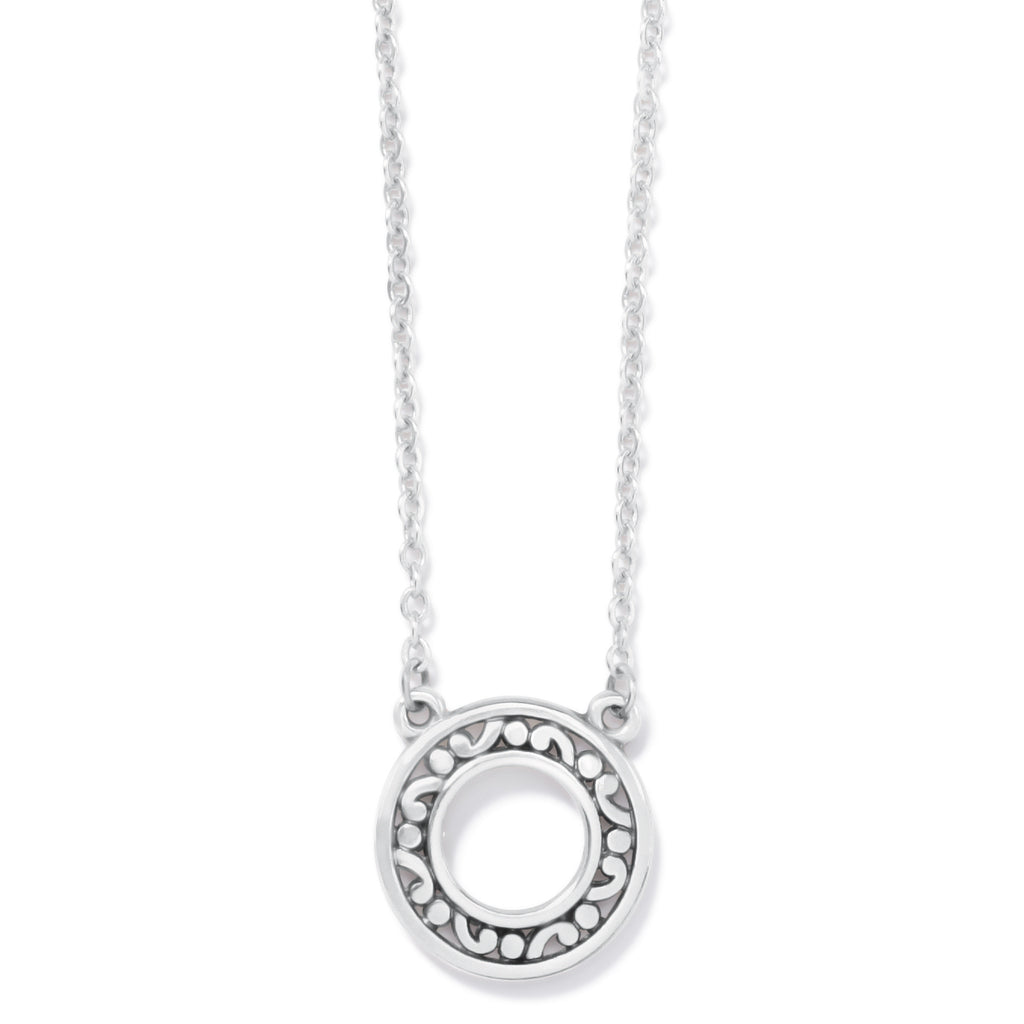 Brighton Contempo Open Ring Petite Necklace - JM3960