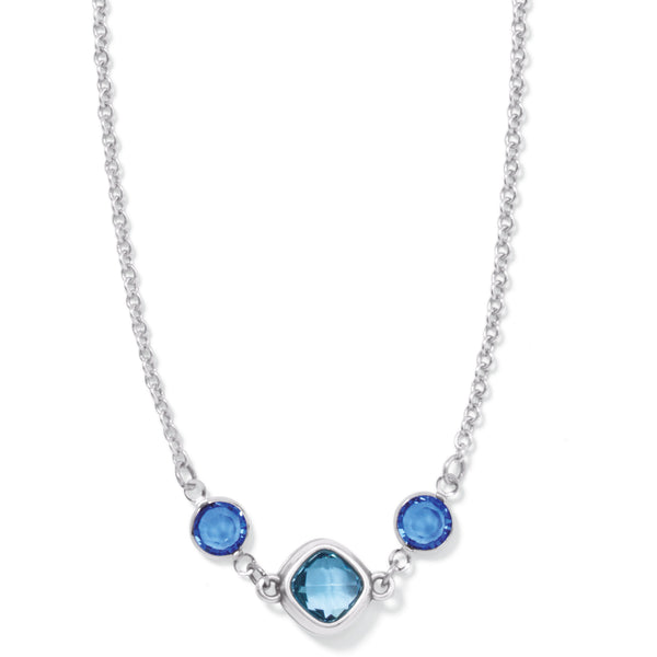 Brighton Elora Gems Sky Short Necklace - JM4193