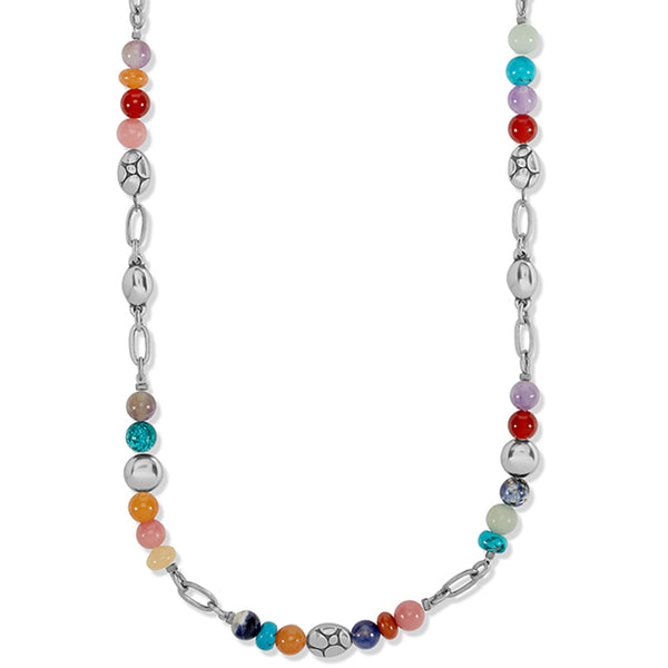Brighton Pebble Paradise Adaptable Necklace - JM4693