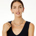 Brighton Meridian Two Tone Necklace - JN3480