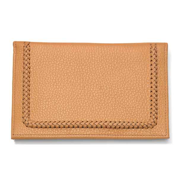 Brighton Ferrara Novella Folio Wallet, Scotch - T34824