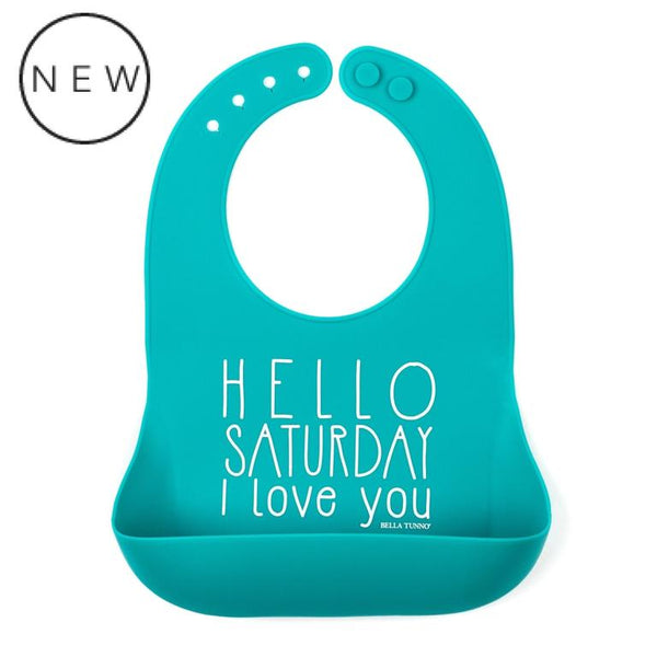 Bella Tunno Wonder Bib - Hello Saturday