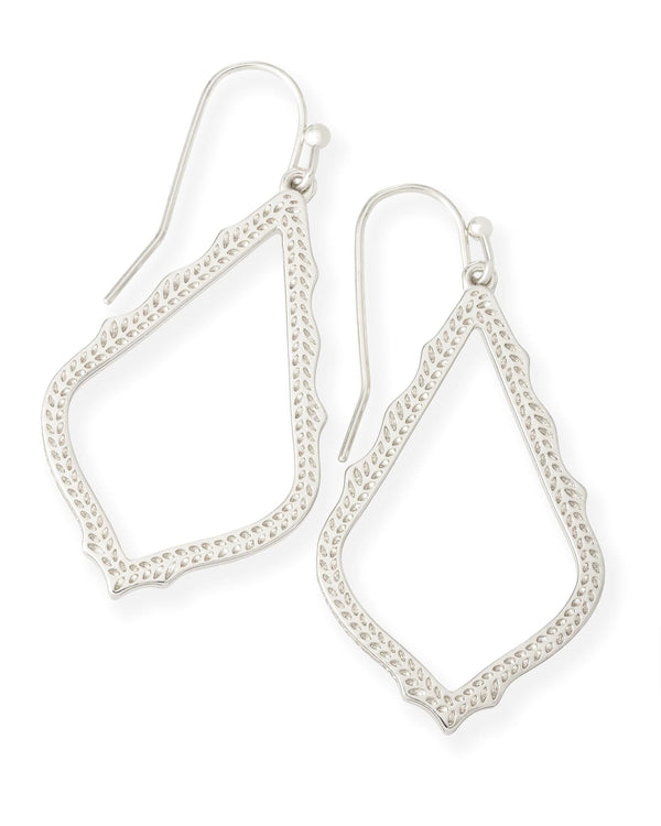 Kendra Scott Sophia Earrings - Silver