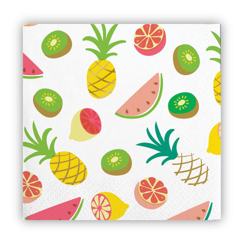 Cocktail Napkins - Fruit