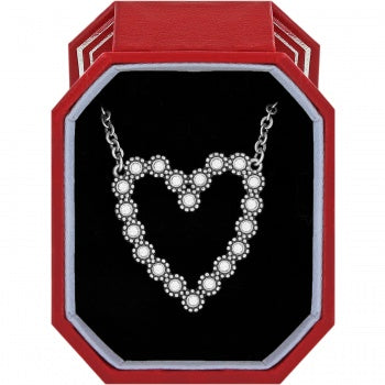 Brighton Twinkle Heart Necklace Gift Box - JD1501