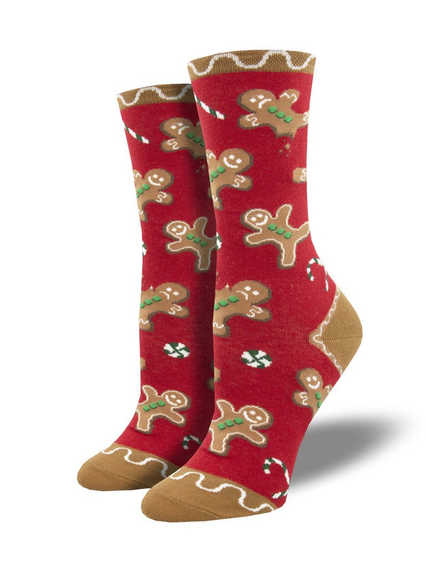 Socksmith Women's Socks - Goodie Gumdrops/Red