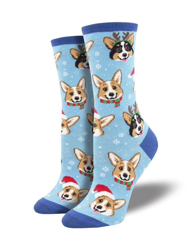 Socksmith Women's Socks - Happy Pawlidays