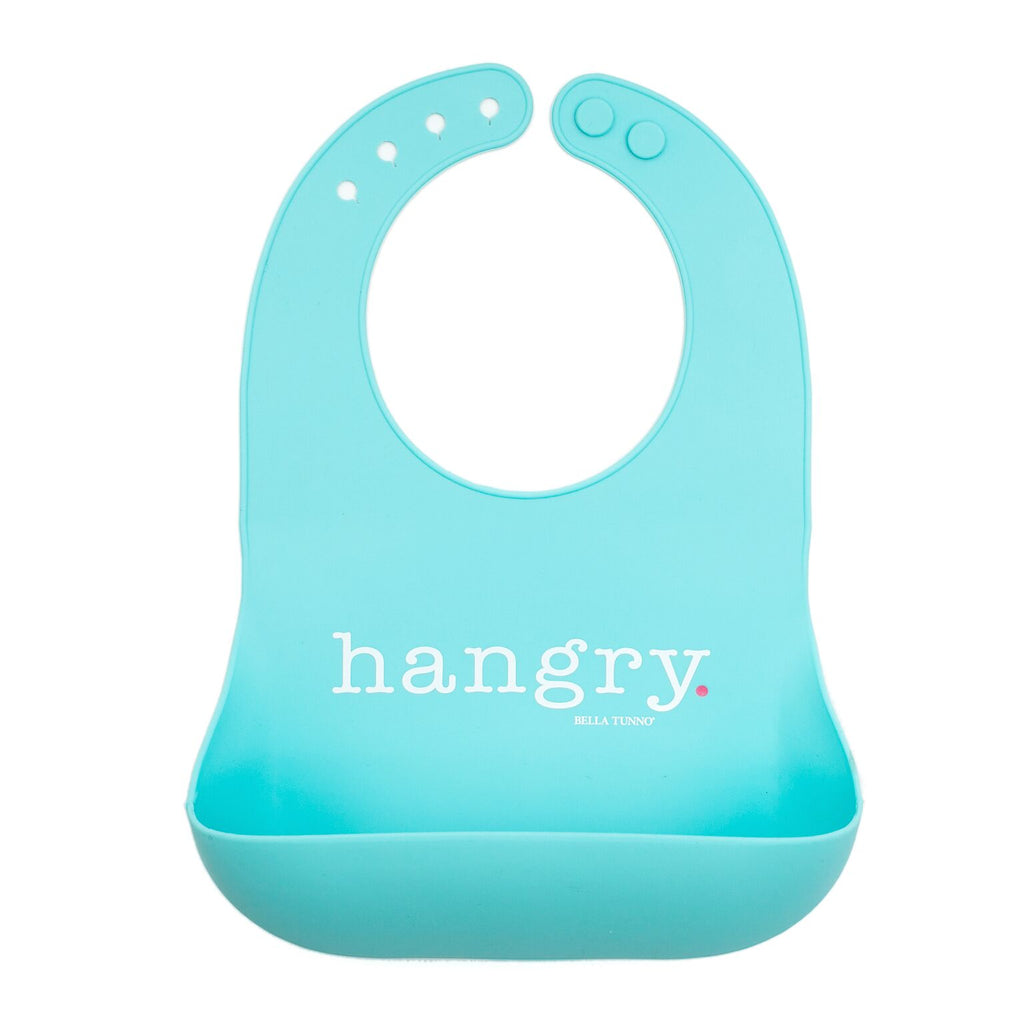 Bella Tunno Wonder Bib - Hangry.