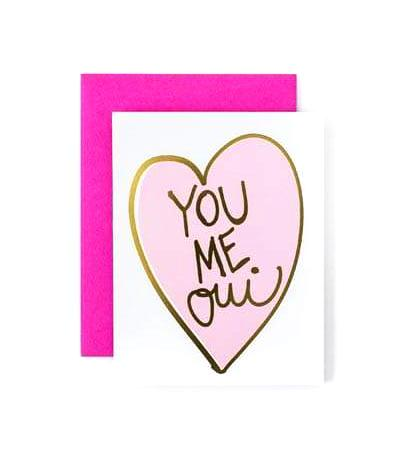 Sweet Caroline Greeting Card - You Me Oui
