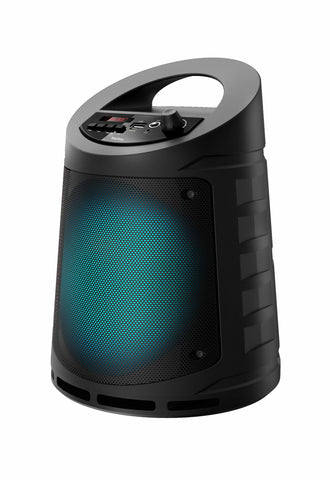 P-18 MUSHROOM Wireless Speaker Black - Wholesale