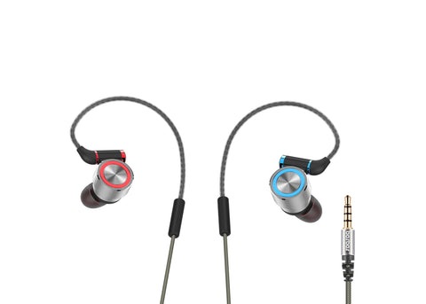 B17 Flair Earphones 3.5mm - Wholesale