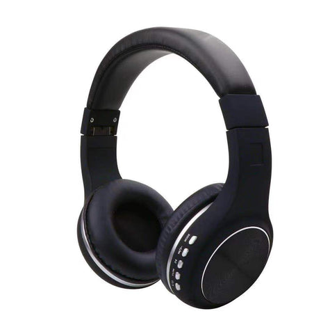 H-17 Wireless Headset Blue - Wholesale