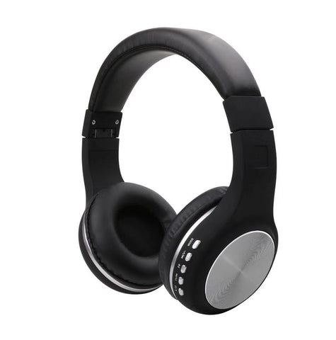 H-17 Wireless Headset Silver - Wholesale