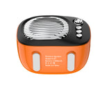 S-07 Wireless Speaker Black - Wholesale