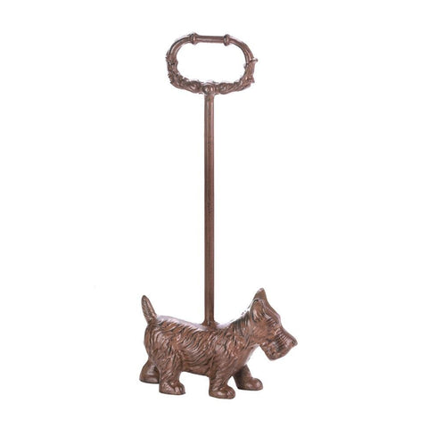 Doggy Door Stopper With Handle